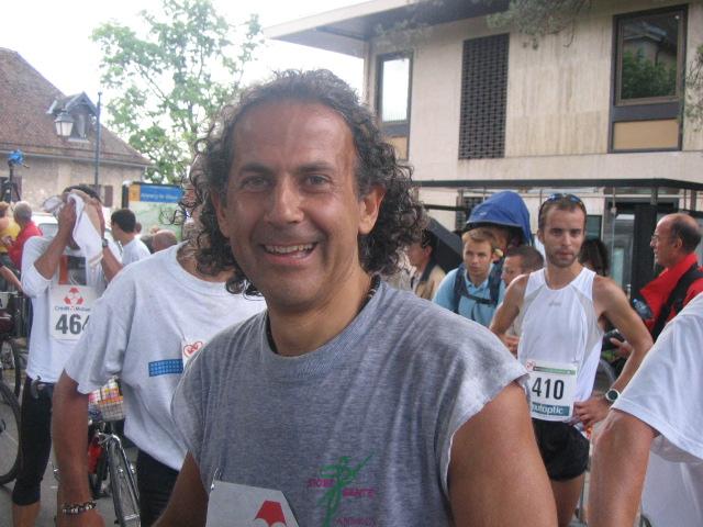 Frédéric GOYENECHE, Kinésithérapeute et Ostéopathe du sport à Annecy